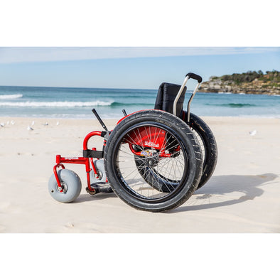 DaVinci Beach Wheelchair