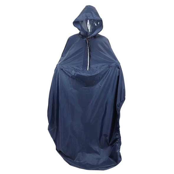Wheelchair Hooded Rain Cover - Push Mobility