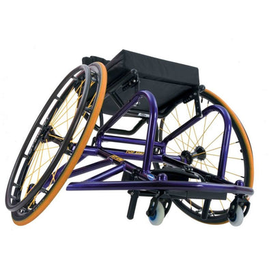 Top End Pro Basketball Aluminum Wheelchair - Push Mobility