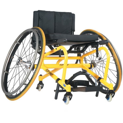 Top End Pro Tennis Wheelchair - Push Mobility