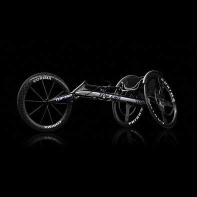 Top End Eliminator NRG Carbon Racing Wheelchair U cage