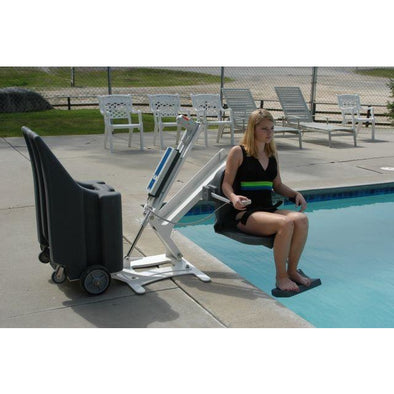 Portable Pro Pool Lift - Push Mobility