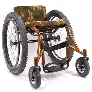 TopEnd Crossfire™ All Terrain Wheelchair