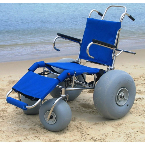 Sandcruiser® Beach Wheelchair - Push Mobility