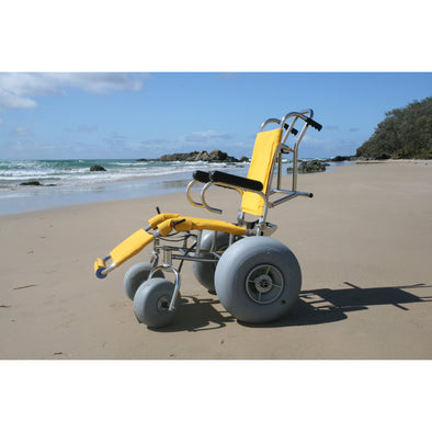 Sandpiper® Beach Wheelchair - Push Mobility