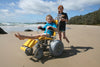Sandpiper® Beach Wheelchair