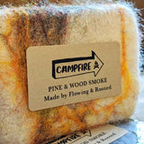 Handmade Soaps by Flowing & Rooted - Felt Wrapped