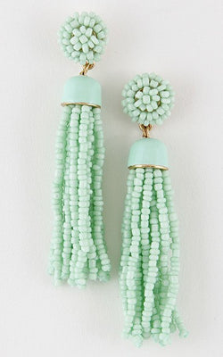 Piñata Tassel Earrings