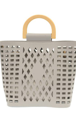 Madison Cut Out Tote