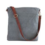 Canvas Sling Crossbody Bag