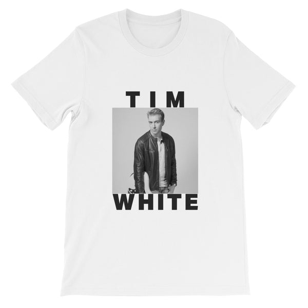 Unisex short sleeve Tim White t-shirt