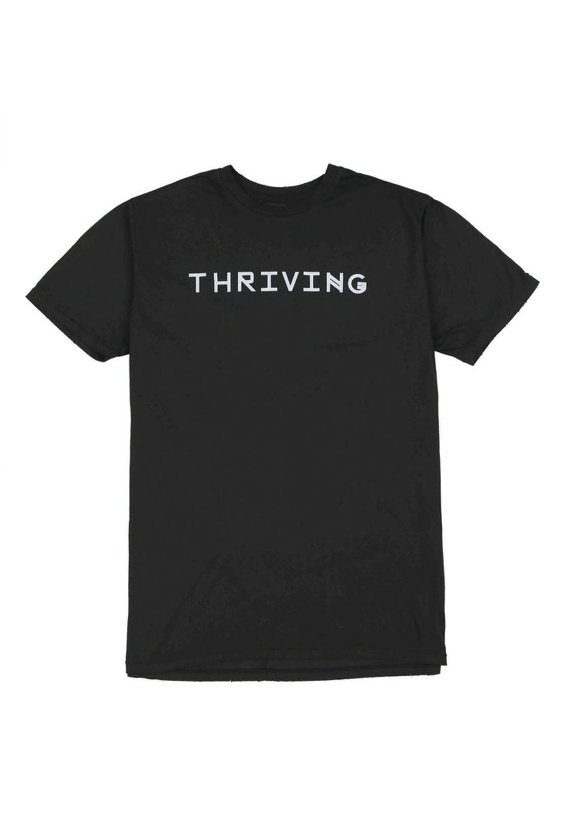 """Thriving"" Burn-out Tee"
