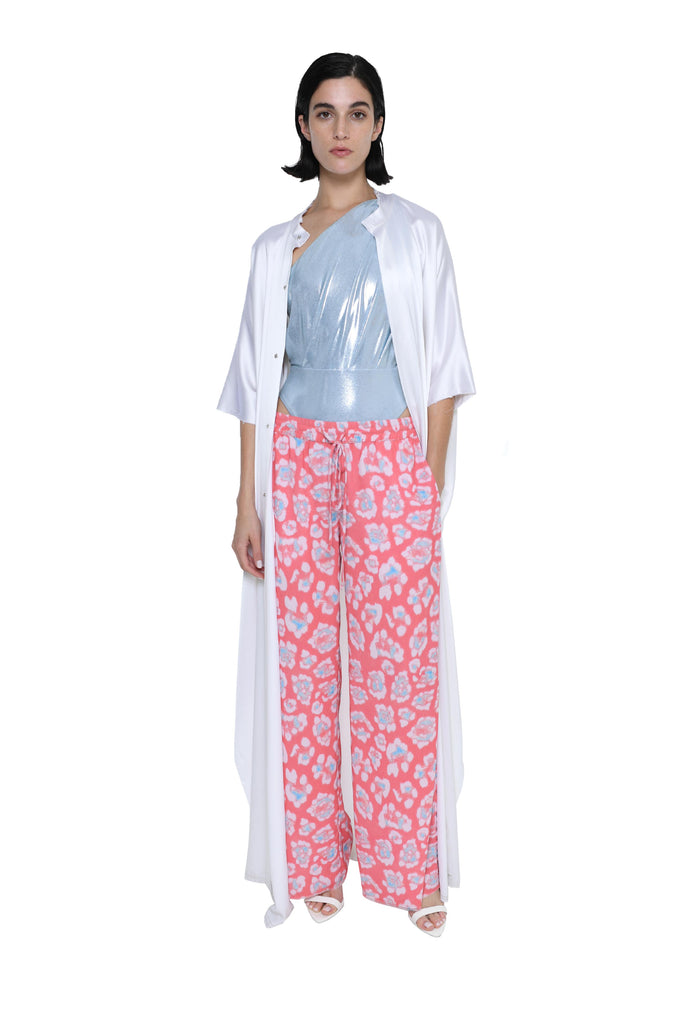 Wide Leg Pant Sunset Jaguar
