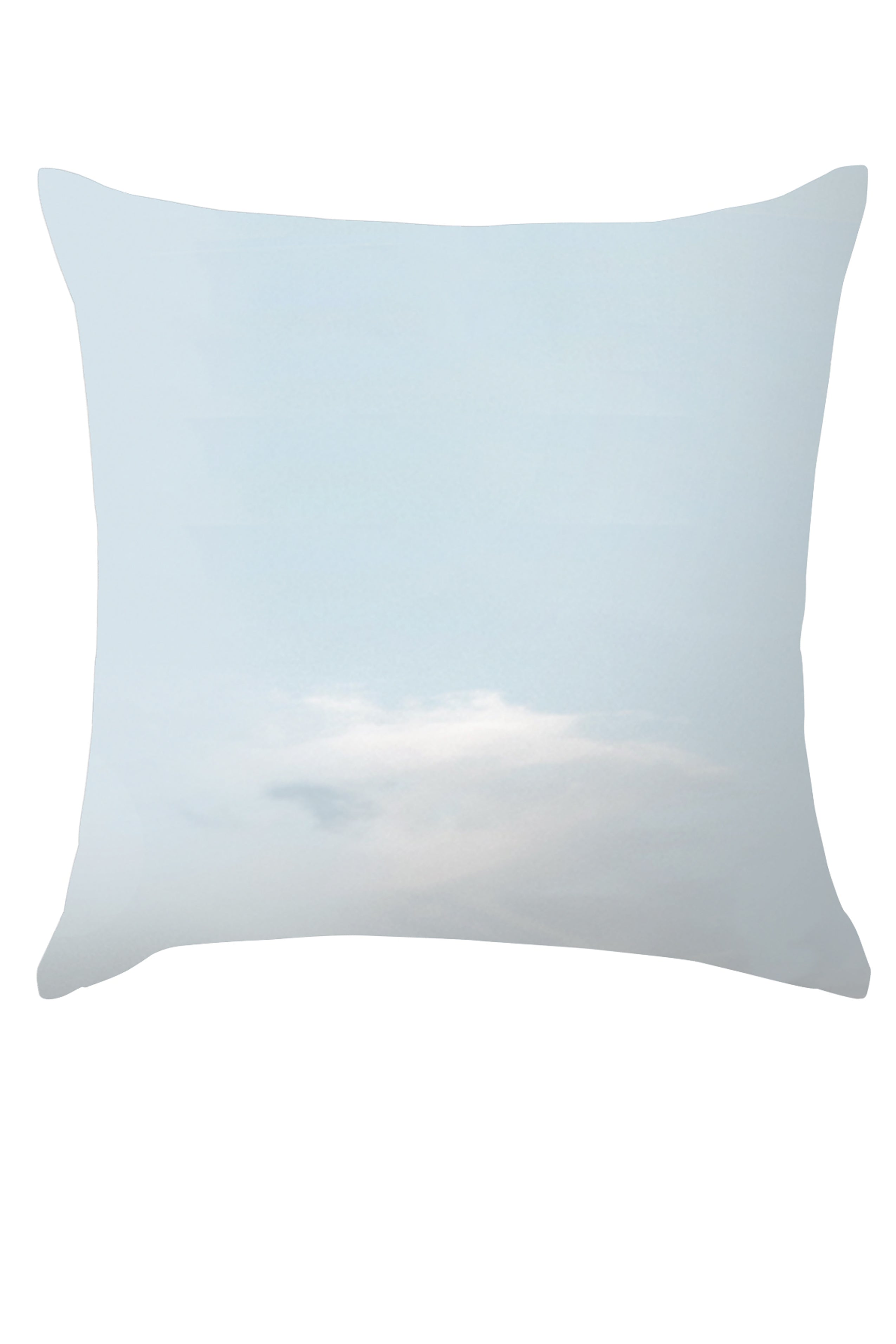Large Pillow in Sky