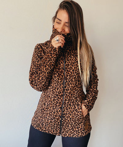 ~ Polerón Alma Animal Print ~