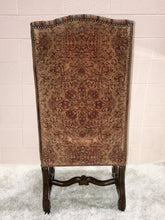 Decorative High Back Dining Chair by Lilly Jack