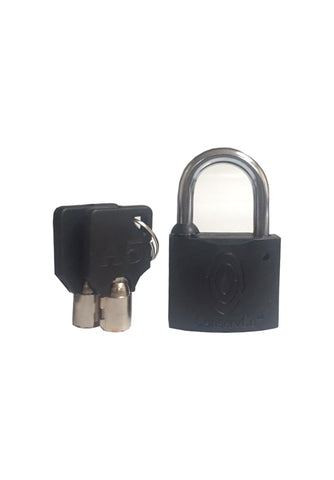 ConservCo Keyed Different Padlock and Key