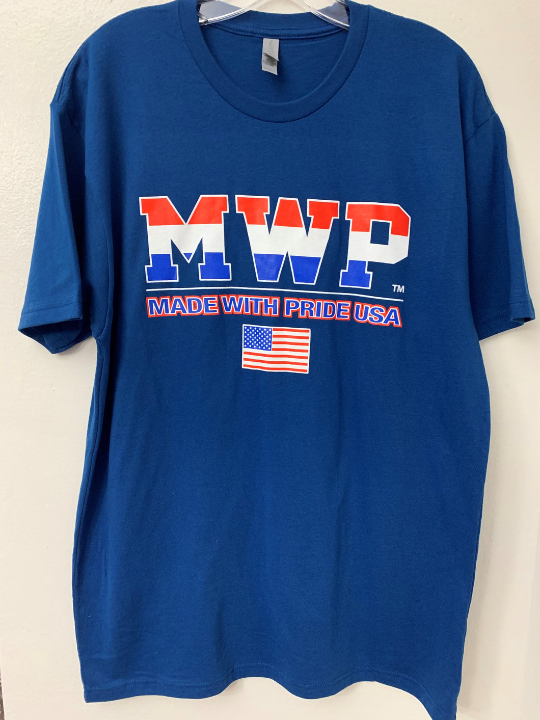 MEN'S MWP (MADE WITH PRIDE USA) T-Shirt