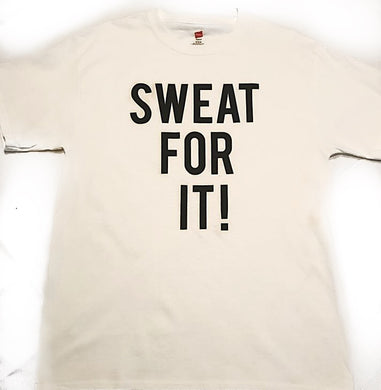 Sweat For It Men's Shirt