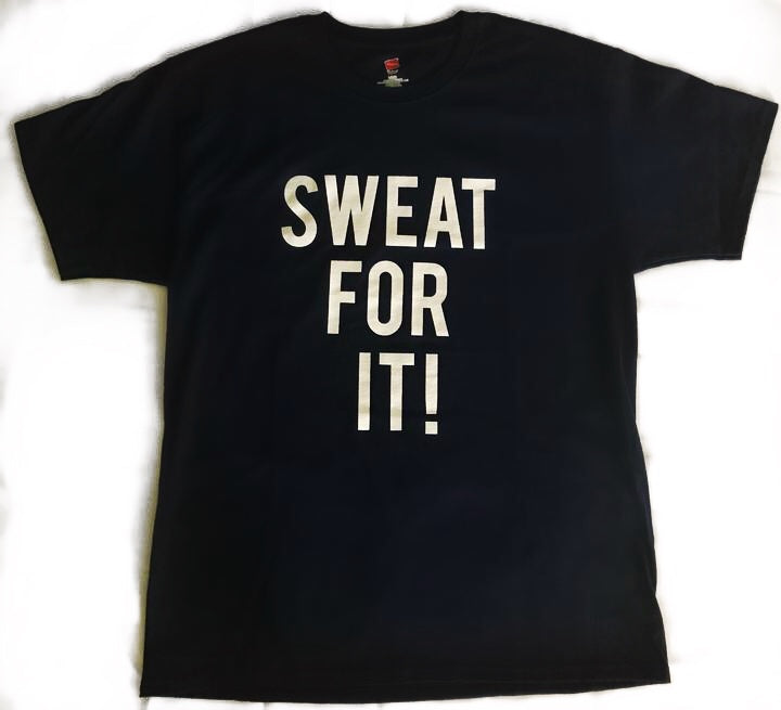 Men's Sweat For It Shirt