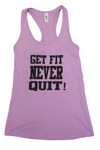 Ladies Racerback Tank Top (Lilac)