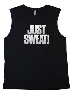 Mens Muscle Tank (Black)