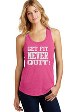 Ladies Perfect Triblend Racerback Tank Top