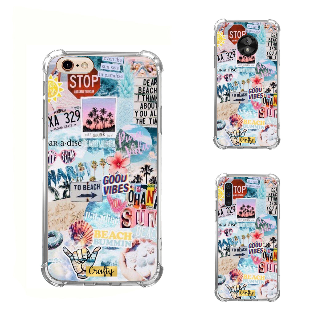 Funda Glossy Reforzada Collage I