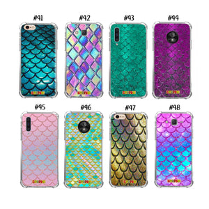 Fundas Glossy Mermaid Skin