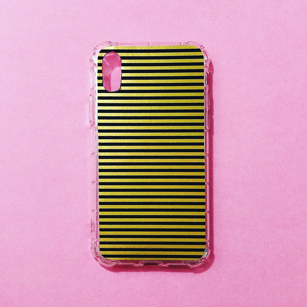 Funda Gold Stripes