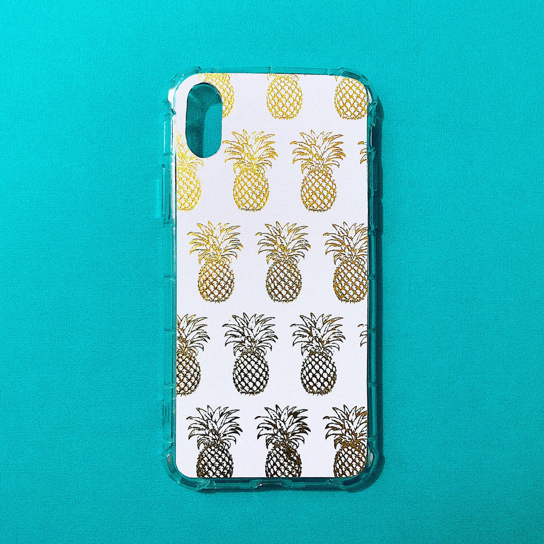 Funda Gold Pineapple