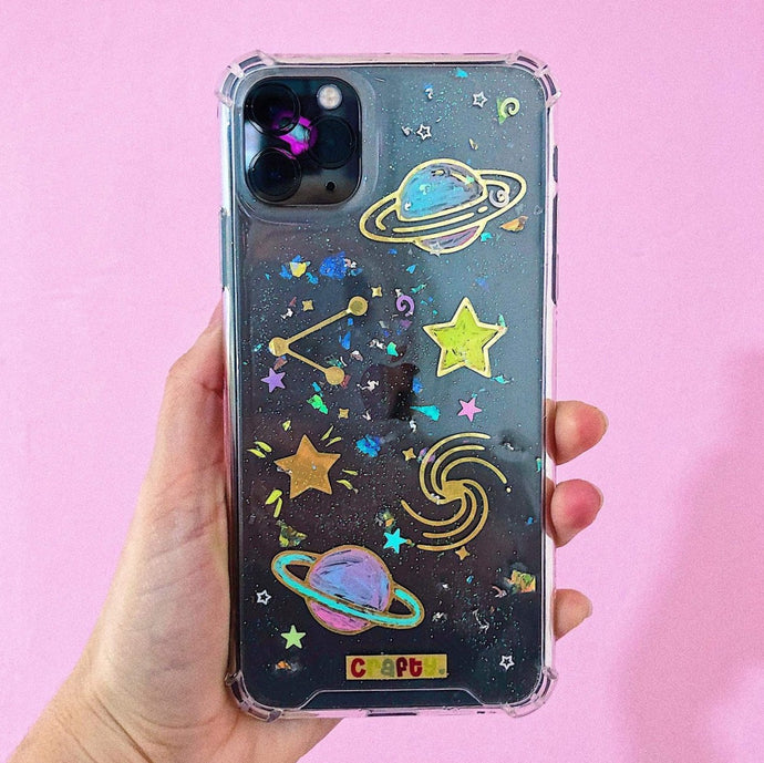Funda Color Galaxy