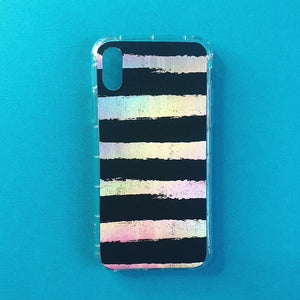 Funda Tornasol Black Stripes