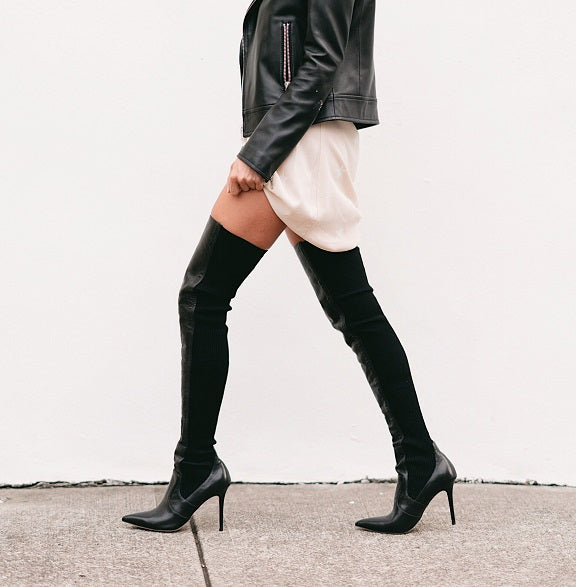 2a12e4ff5ad Over the Knee Boots