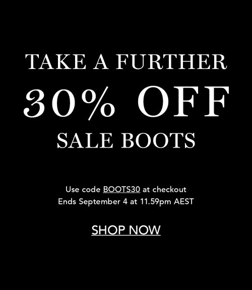 0707dbfb57fd8 Tony Bianco | Further 30% Off Sale Boots