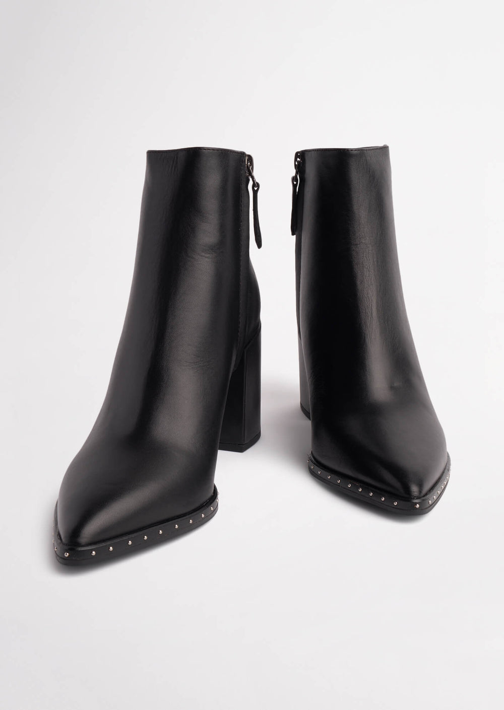 Bailey Black Albany Ankle Boots