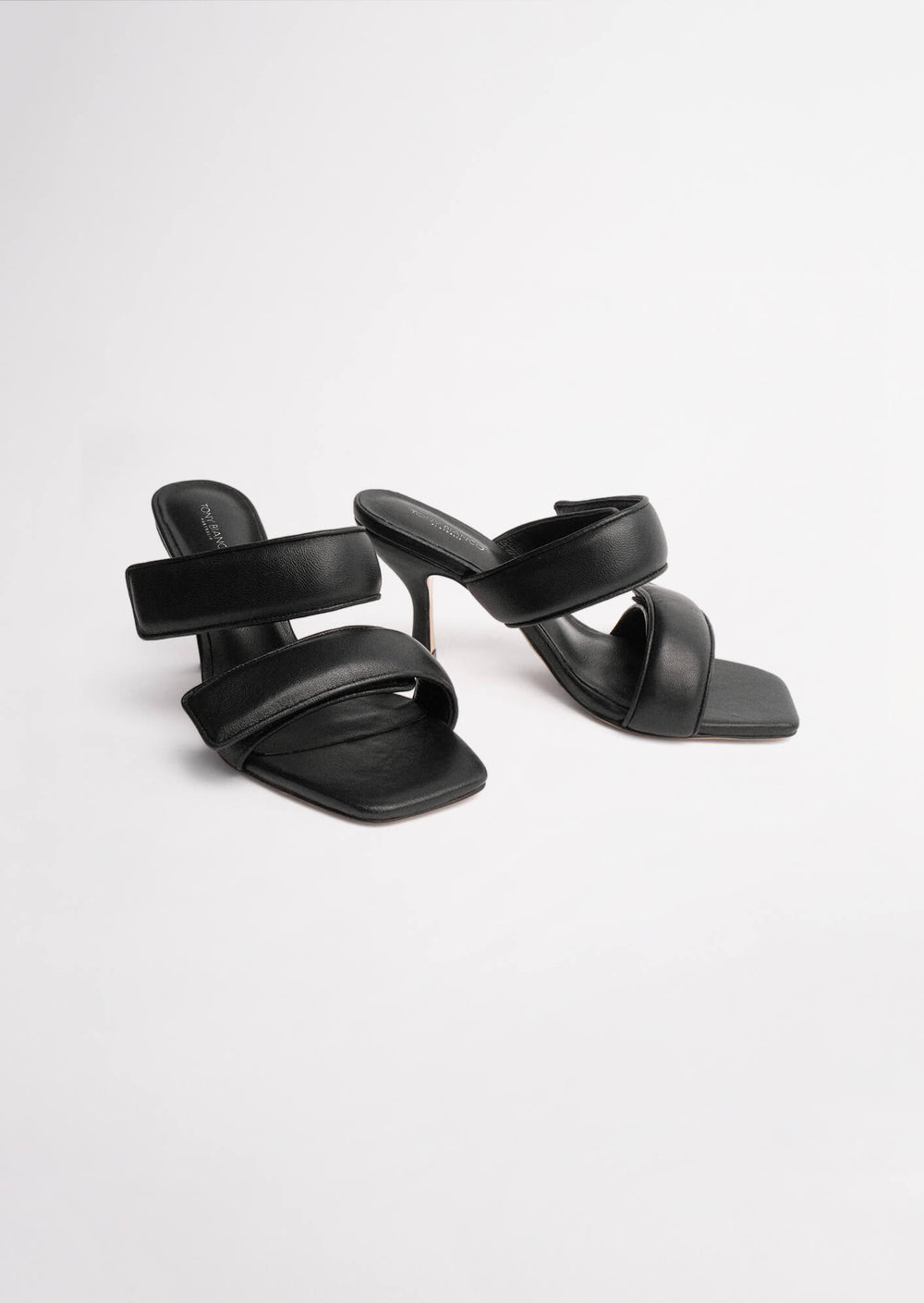 Bounty Black Sheep Nappa Heels