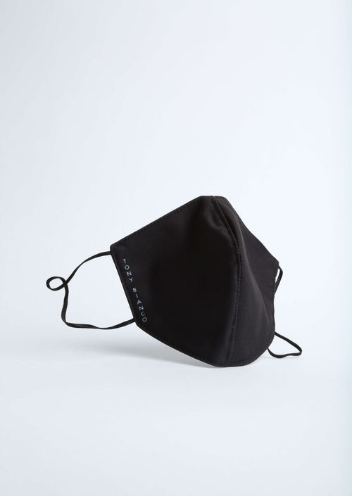 Face Mask Black Small Goods