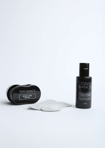 Tony Bianco Shoe Care Pack  Promo