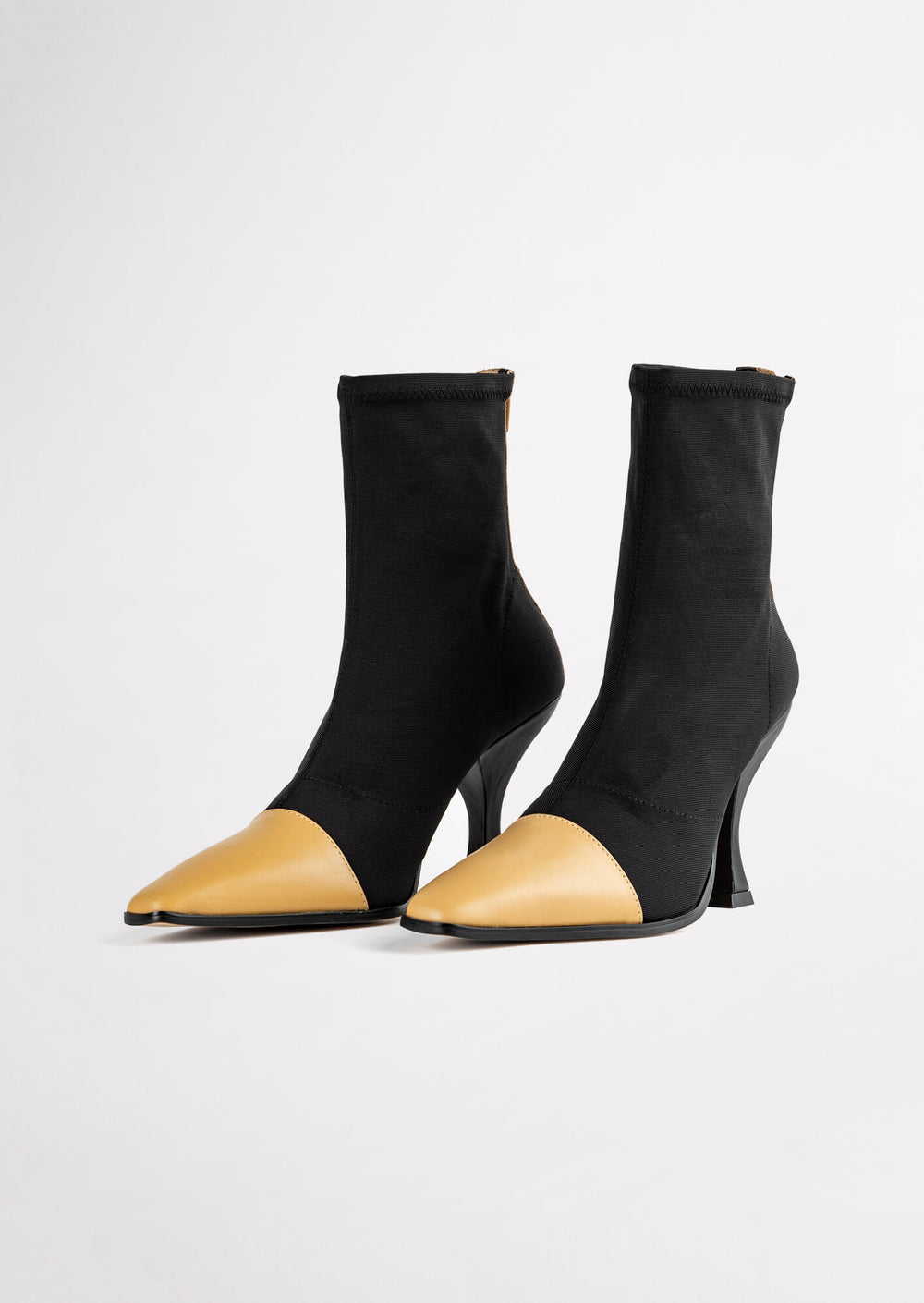 Khan Black Lunar/Honey Denver Ankle Boots