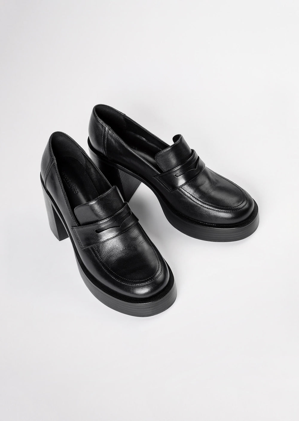 Taranto Black Como Casual Shoes