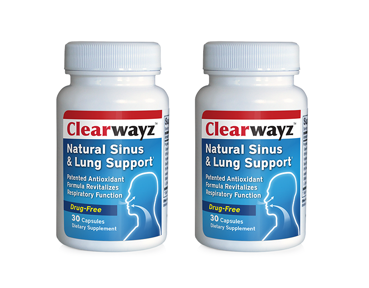 Clearwayz® Mini Bundle -  Maximize Immune Health (Save 15% ref-impact)