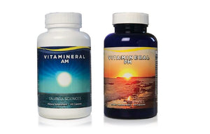 VITAMINERAL Advanced Multivitamin and Mineral System (1 Month Supply)