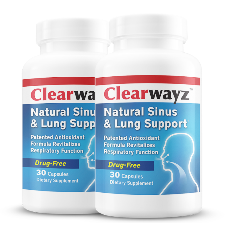 Clearwayz® 2 Bottles Maximize Immune Health (Save 20%)