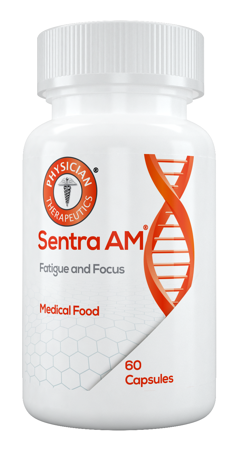 Sentra AM® | (1 Month Supply) Fatigue & Cognitive Disorders Related to Chronic Pain and PTSD