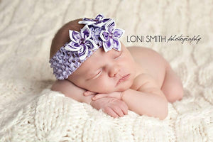 Lavender Star Bright Headband