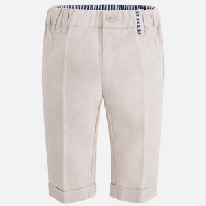 Mayoral Long Linen Pants