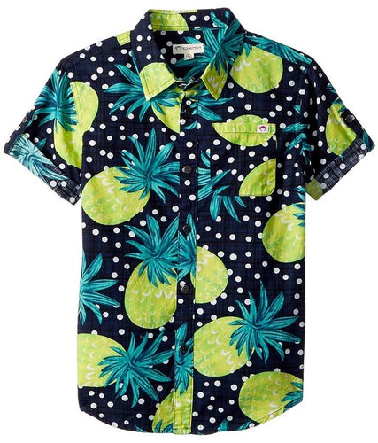 Appaman Pineapple Shirt
