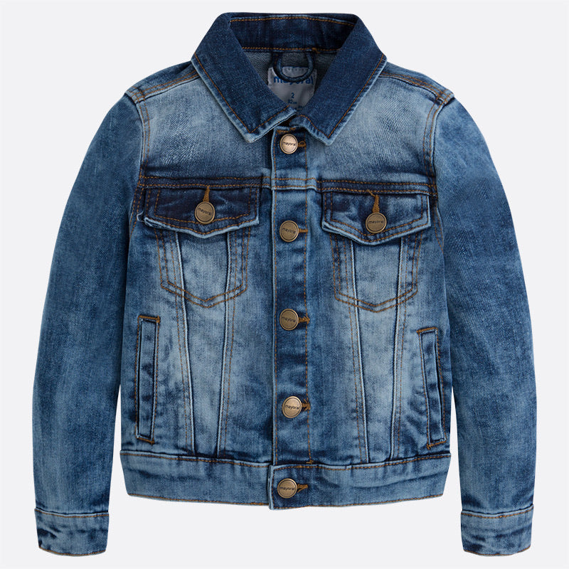 Mayoral Boys Denim Jacket
