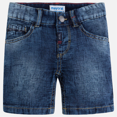 Mayoral light weight Denim shorts